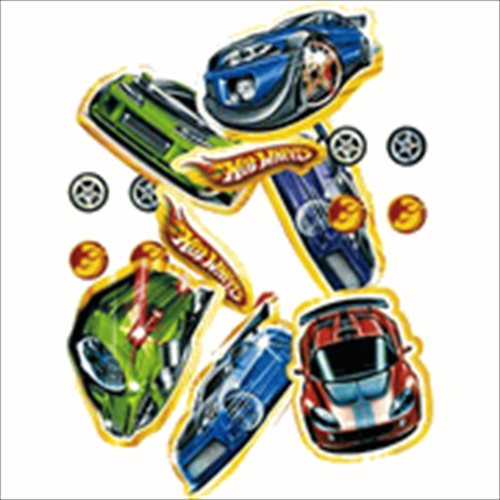 Hot Wheels 'Fast Action' Paper Confetti (1 bag)