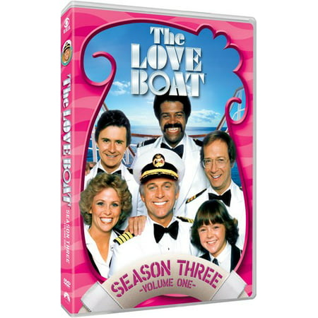 The Love Boat: Season 3, Volume 1 (DVD) - Love Boat Bartender