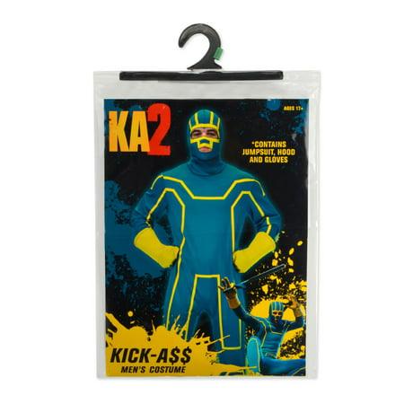 Kick Ass 2 - Costume - Halloween Costume Kick-Ass medium - Kickass Costume Kids