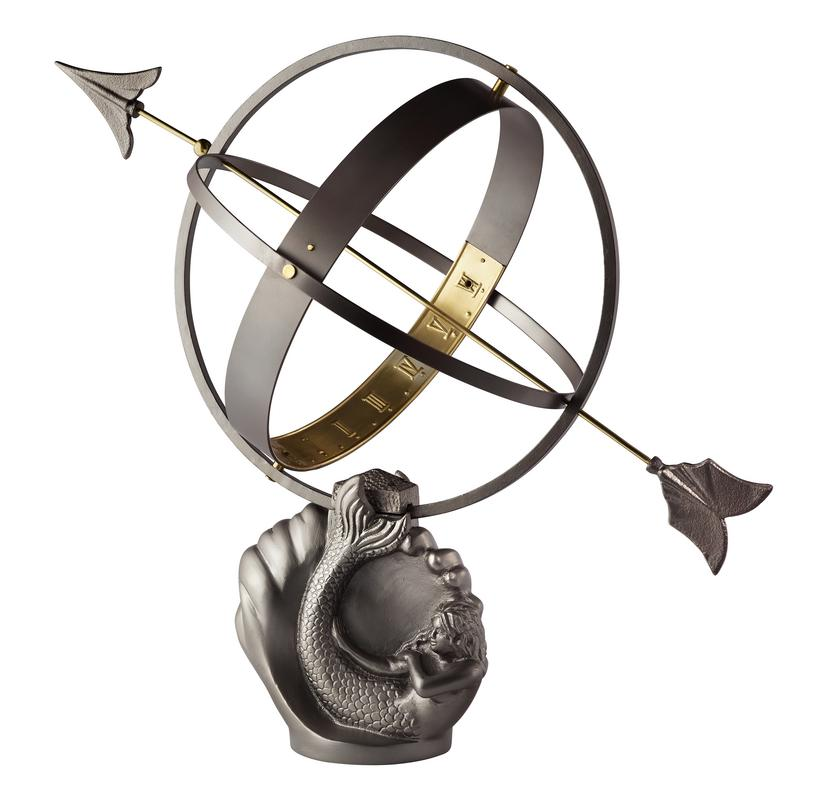 Good Directions Mermaid Armillary Sundial