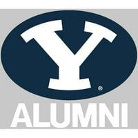 BYU Cougars Transfer Decal - Alumni