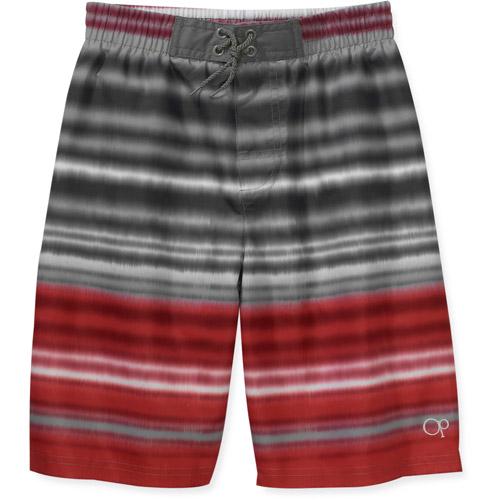 Op Boys Graphic Swim Shorts
