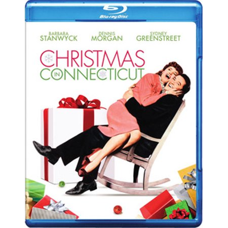 Christmas In Connecticut (Blu-ray) (That Spirit Of Christmas By Ray Charles)