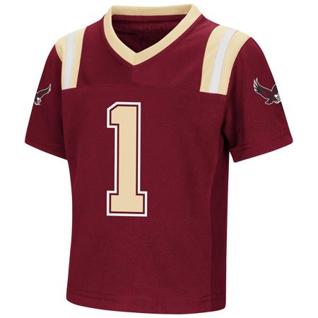 Boston College Football Helmet (Toddler Boston College Eagles Football Jersey -)