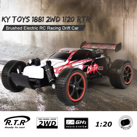 KY TOYS 1881 2.4GHz 2WD 1/20 Brushed Electric RTR RC Racing Drift Car (Car Rc Drift 1 10)