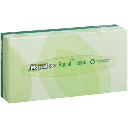 Marcal Pro® 2-Ply Facial Tissue 100 ct Box