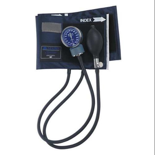 MABIS 01-100-016 Aneroid Sphygmomanometer, Large Adult, Arm