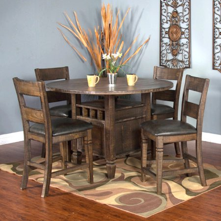 modern farmhouse callie counter height dining table