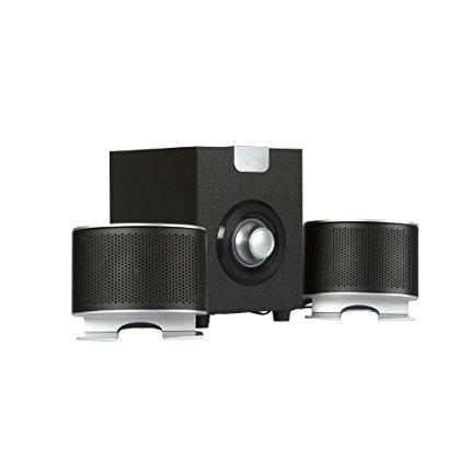 Altec Lansing BX1521 12W 2.1 Speaker System with Subwoofer by Altec Lansing