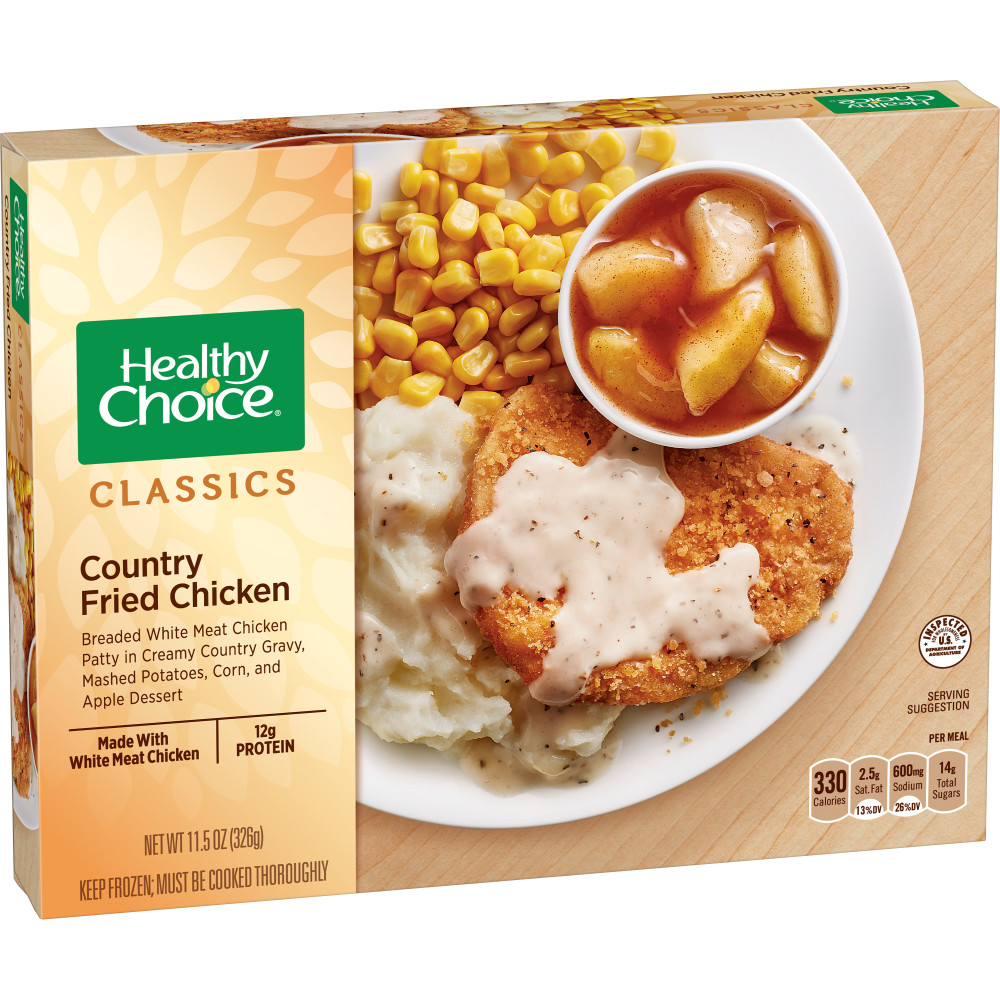 Healthy Choice Complete Meals Country Fried Chicken, 11.5 oz