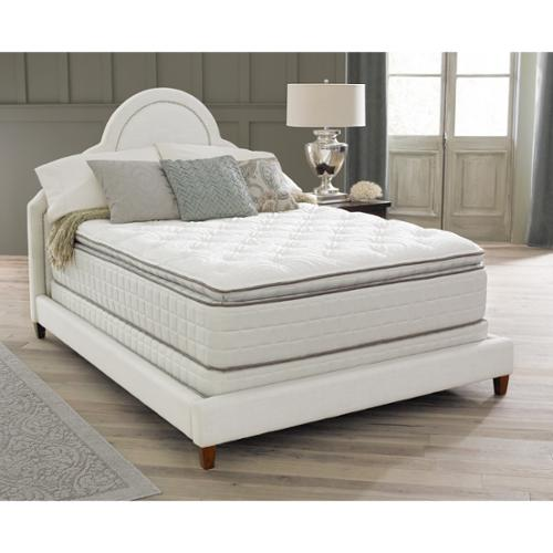 Spring Air  Backsupporter Sadie Pillow Top California King-size Mattress Set