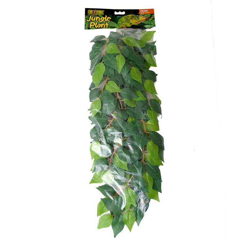 Exo-Terra Silk Ficus Forest Plant Large - Pack of 2