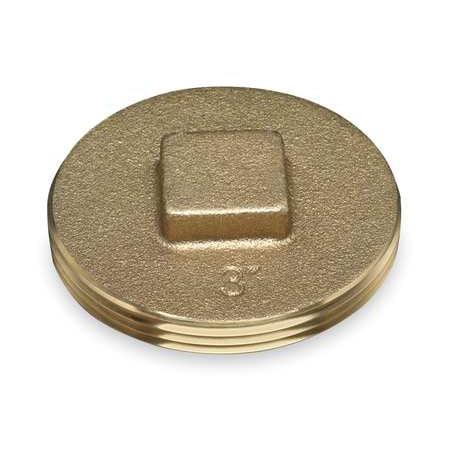 OATEY 42374 Cleanout Plug,4 - Oatey Plumbing Supplies