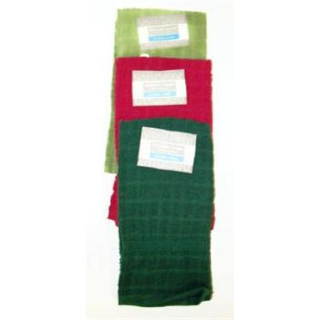 Bulk Buys Assorted Terry Kitchen Towels - Case of 144