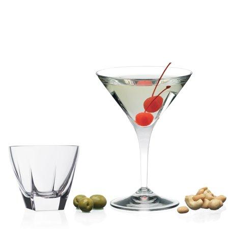 - Fusion 8 Piece Martini Gift Set
