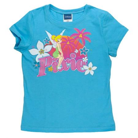 Tinkerbell - Pixie Girl's T-Shirt