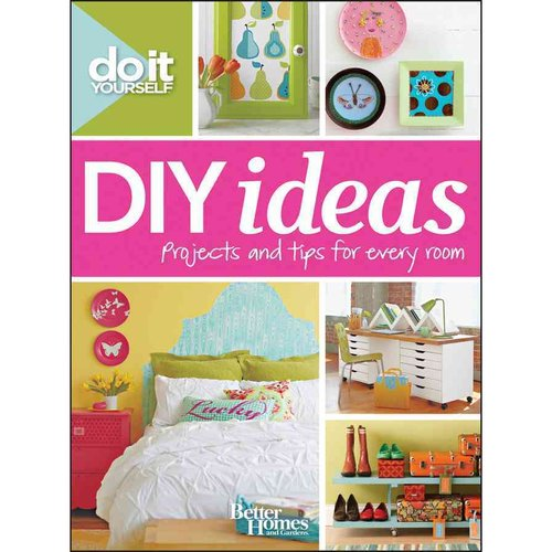 DIY Ideas: Projects and Tips for Every Room