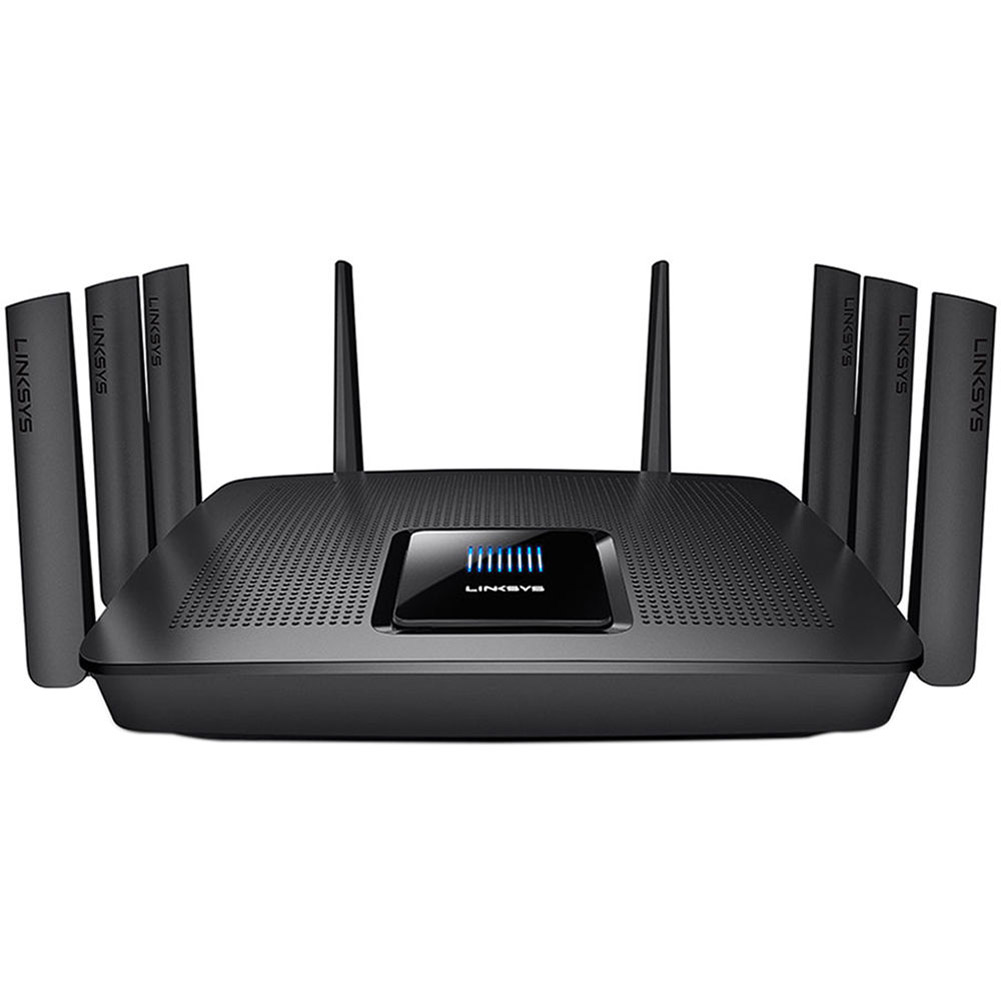 Linksys Max-Stream EA9400 AC5000 IEEE 802.11ac Ethernet Wireless Router by Linksys