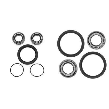 QUADBOSS Front Wheel Bearing and Seal Kits for Polaris