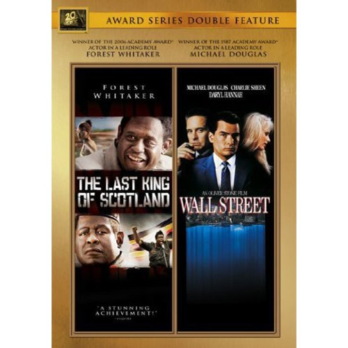 Best Actor Double Feature: The Last Kind Of Scotland / Wall Street (Widescreen)