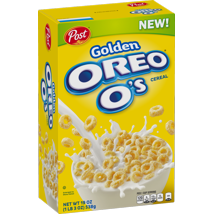 Breakfast Cereal: Oreo O's