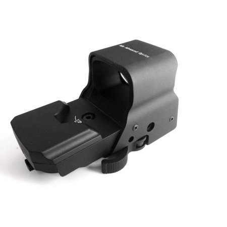 Digital 8 Reticle Holo Reflex Sight Red Green Dot scope with built in rechargeable -