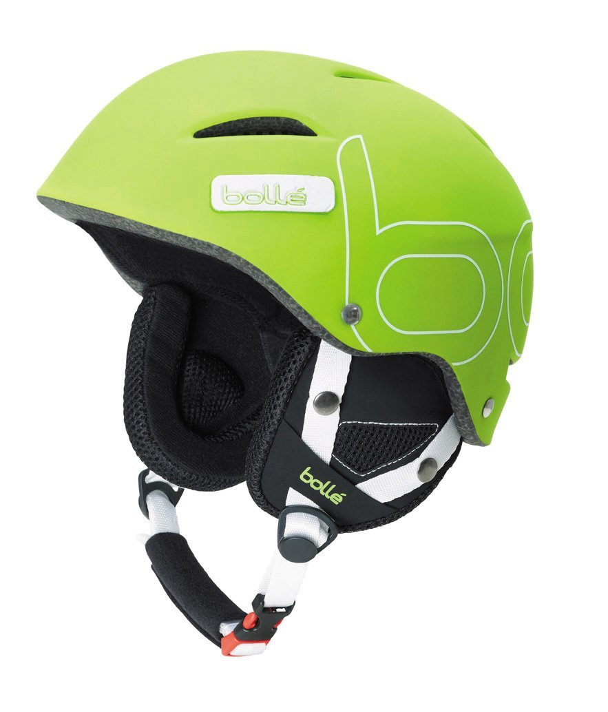 Bolle Winter B-Style Soft Green 58-61cm 30534 Ski Helmet Click-to-Fit by Supplier Generic