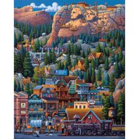 Dowdle Jigsaw Puzzle - The Black Hills - 1000 Piece