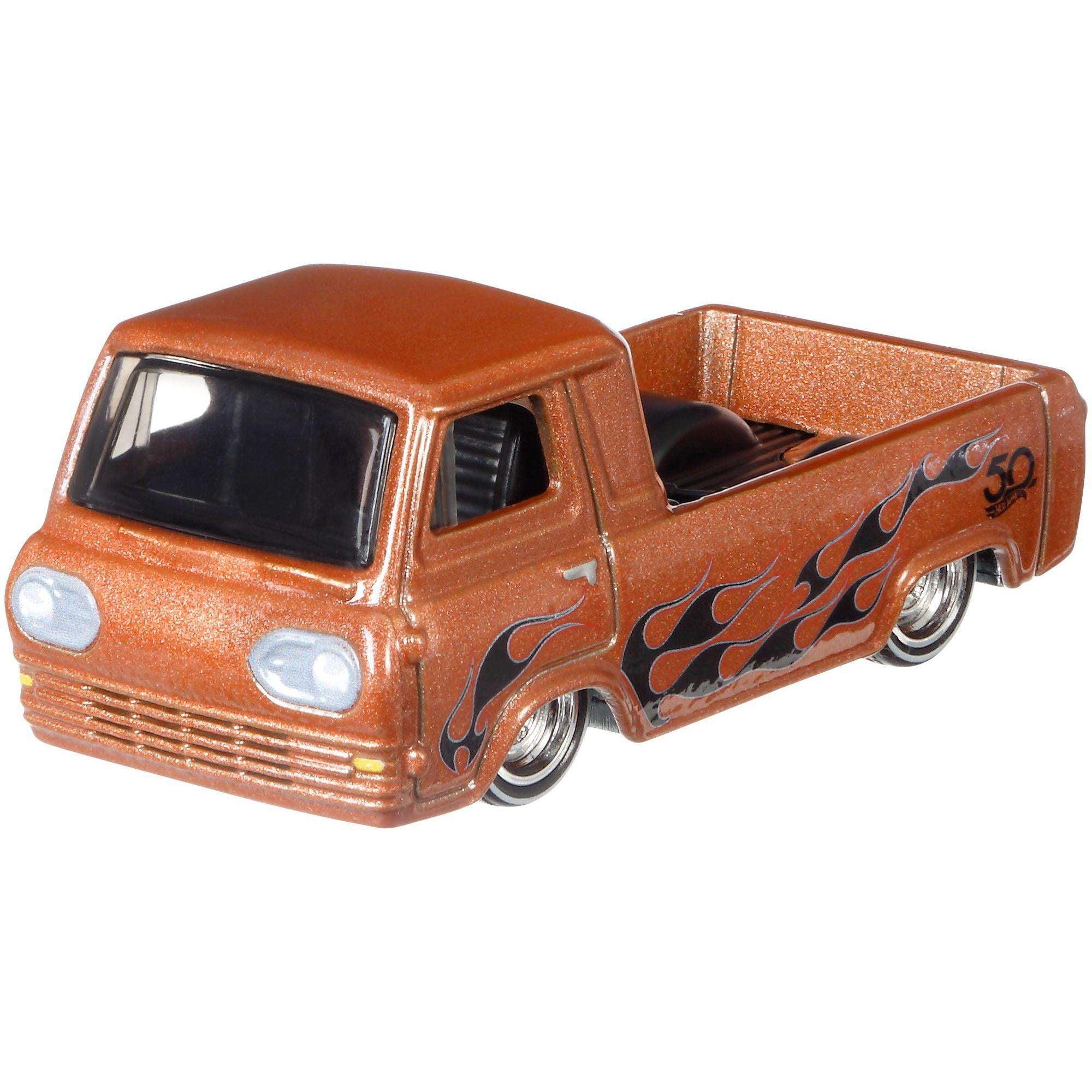 Hot Wheels Premium Collector Favorites 60s Ford Econoline by Mattel