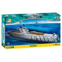 COBI Historical Collection - U-Boot VIIB U-48 Submarine