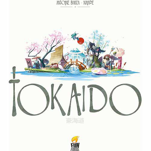 Passport Game Studios Tokaido Game