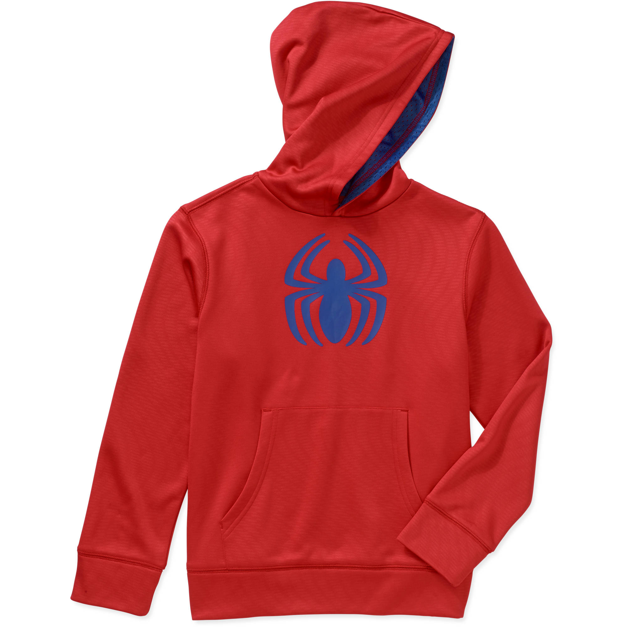 Marvel Spider-Man Eight Legs Boys' Poly Fleece Hoodie