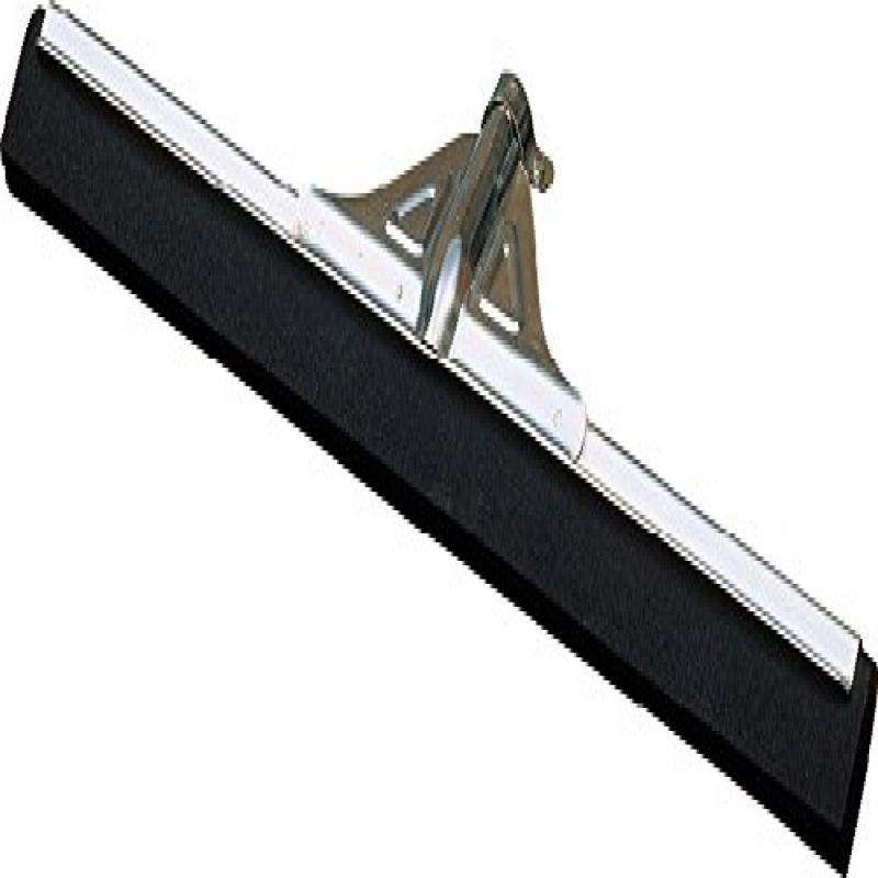 """Carlisle 36633000 Flo-Pac Soft Foam Rubber Squeegee with Reinforced Metal Frame, 30""""... by Carlisle"""