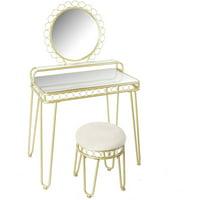 Better Homes & Gardens Mirabella Bedroom Vanity & Stool