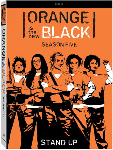 Orange Is the New Black: Season Five (DVD) by