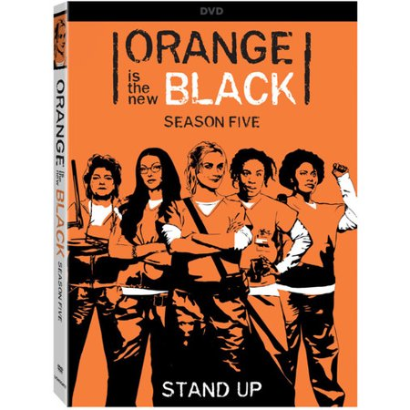 Orange Is the New Black: Season Five (DVD) ()