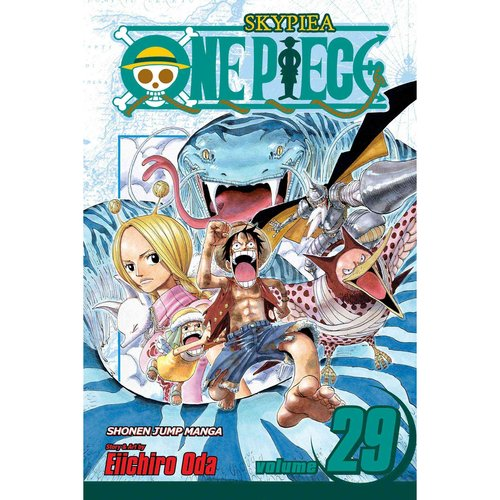One Piece 29: Oratorio