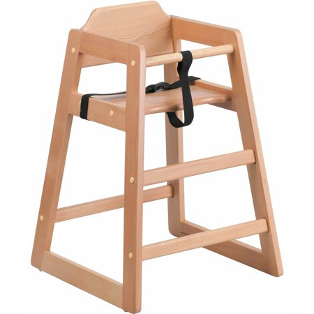 Stackable High Chairs - Flash Furniture HERCULES Series Stackable Baby High Chair, Multiple Colors