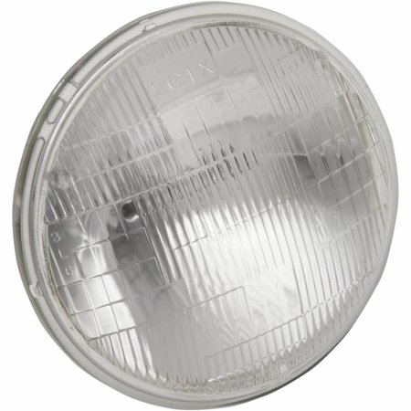 Emgo 66-75810T Sealed Beam Headlight Bulb - 7in. 12V 75/ 75W
