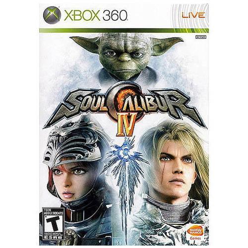 Soul Calibur IV (Xbox 360) - Pre-Owned