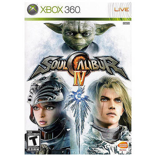 Soul Calibur IV (Xbox 360) - Pre-Owned