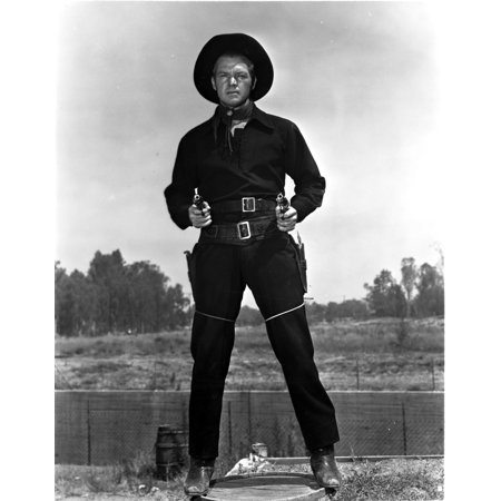Bill Williams in Cowboy Outfit Photo Print - Cowboy Outfits