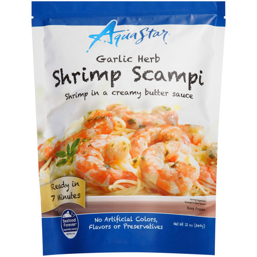 Aqua Star Shrimp Scampi 12oz