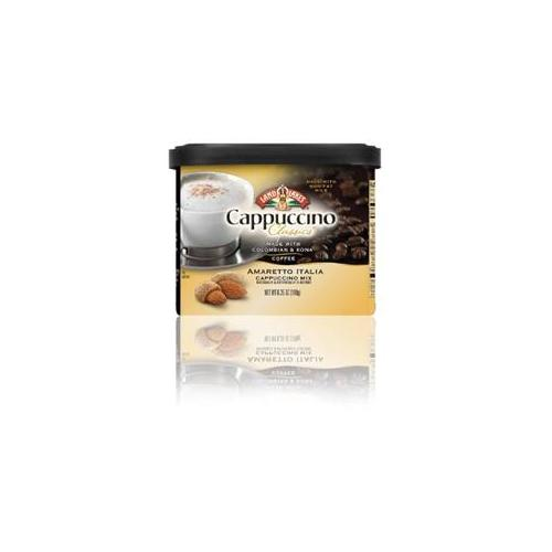 Cappuccino Clssc Amaretto -Pack of 6