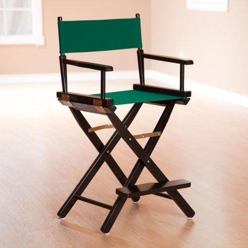 Newport 24 in. Counter Height Directors Chair