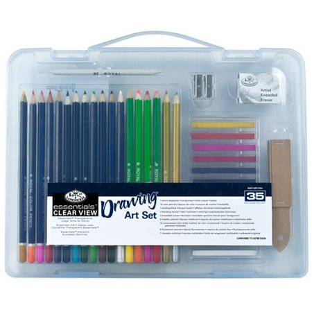 Clearview Small Drawing Art Set