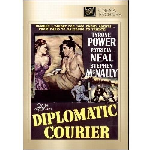 The Diplomatic Courier