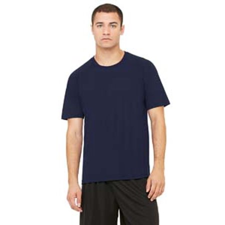 Raglan Performance Tee - All Sport Unisex Performance Short-Sleeve Raglan T-Shirt