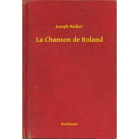 La Chanson de Roland - eBook (La Chanson D'halloween)