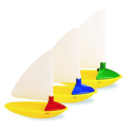 Ambi Toys Three Little Boats Toy - image 1 of 1